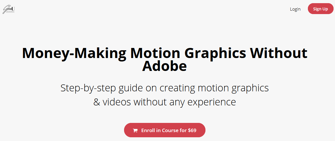 Sabrina Peterson - Money-Making Motion Graphics Without Adobe