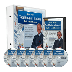 Brian Tracy - Total Business Mastery Home Study Program