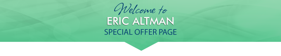 Eric Altman - Energy Transmissions to Effortlessly Shift Your Life