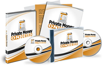 Patrick Riddle - Private Money On Demand
